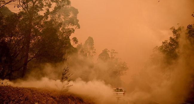 Bushfire Smoke Hits Australian Open Again