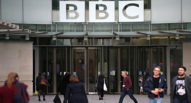 BBC To Terminate 450 Newsroom Jobs