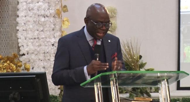 Pastor Bakare Reveals 'True Enemies' of Nigeria