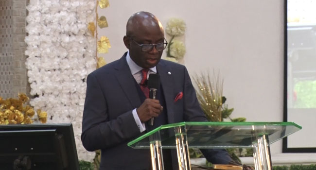 'Build A Strong Post-Buhari Legacy', Bakare Tells President