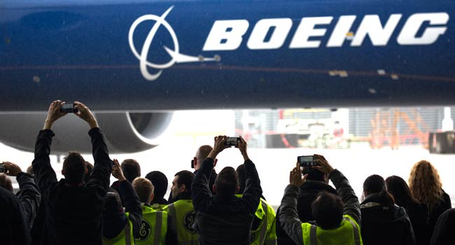 Boeing Reports Annual Loss Of $636m, First In More Than Two Decades