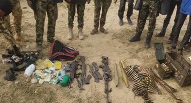 Army Troops Rescue 461 Boko Haram Captives, Kill Insurgents In Borno