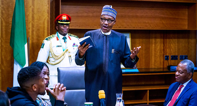 Border Closure Not Meant To Punish Our Neighbours, Says Buhari