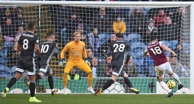 Burnley On The Rise As Westwood's Late Strike Stuns Leicester