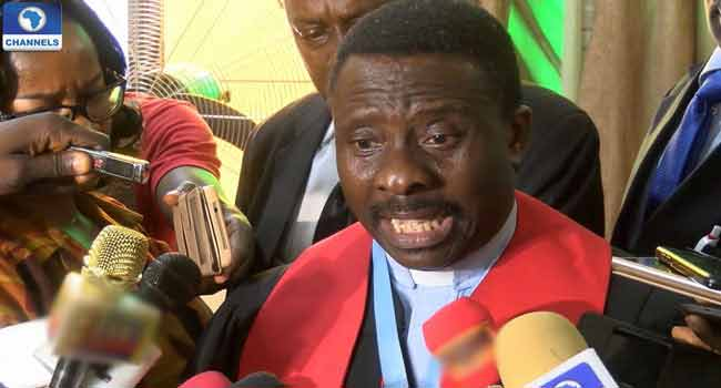 CAN Rejects CAMA, Says Churches Can't Be Controlled By Government