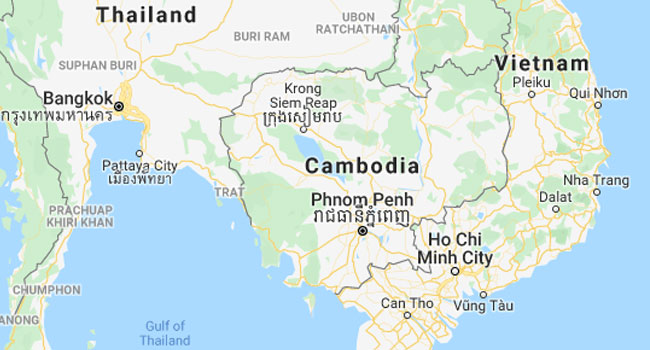 Cambodia Building Collapse Death Toll Hits 36 As Rescue Is Called Off