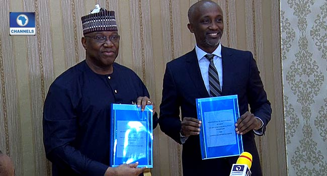 Sustainable Development Goals: Channels TV, UNDP Sign MoU
