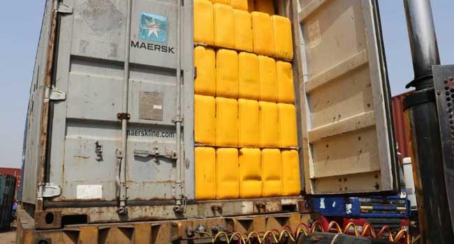 Customs Seize Contraband Worth N67million