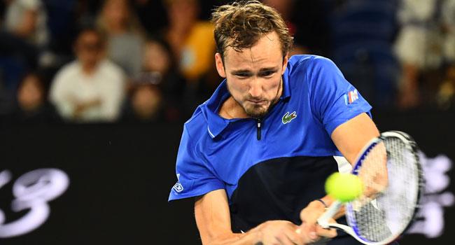 ATP: Medvedev Sets Up Last 16 Clash With Wawrinka