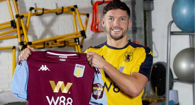 Chelsea's Drinkwater Joins Aston Villa On Loan Till End Of Season