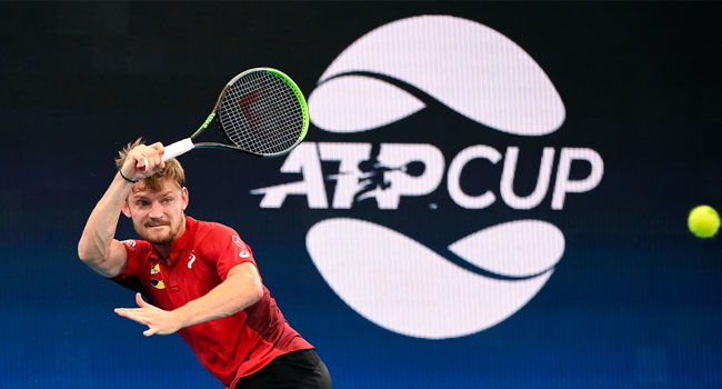 ATP Cup: Goffin 'Very Motivated' After Winning Streak