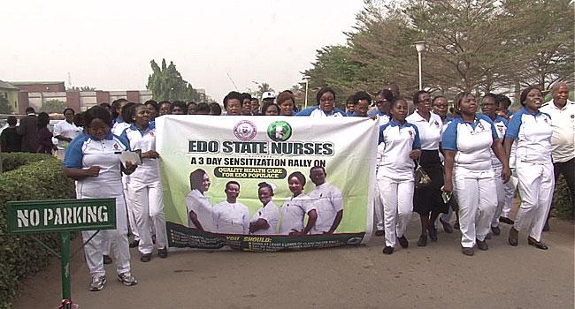 Nurses Seek More Funding To Address Health Sector Challenges