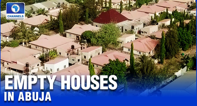 With Over 3,000 Housing Estates In Abuja, Deficit Still Reaches Nearly Two Million