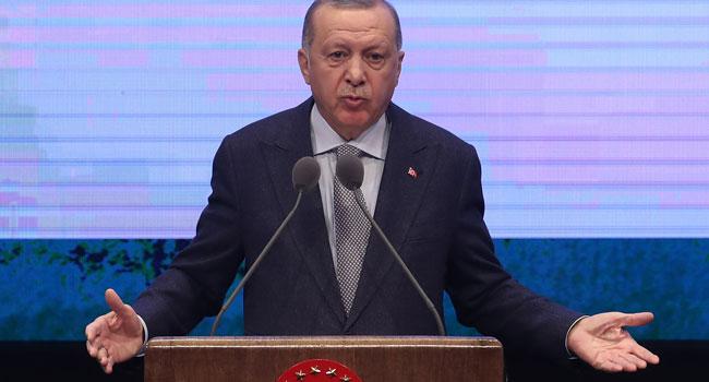 Erdogan Hopeful For 'Important Step' In Libya Ceasefire