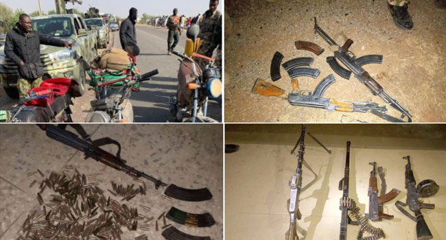 Army Says Over 100 Bandits Killed In Zamfara And Katsina