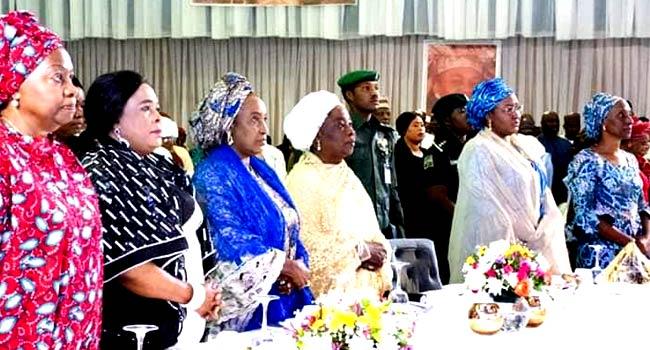 Aisha Buhari, Patience Jonathan, Others Honour Maryam Babangida After 10 Years