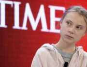 Swedish climate activist Greta Thunberg attends a session at the Congres center during the World Economic Forum (WEF) annual meeting in Davos, on January 21, 2020. Fabrice COFFRINI / AFP