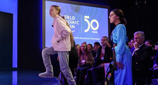 Nothing Has Been Done To Fight Climate Change – Gretha Thunberg