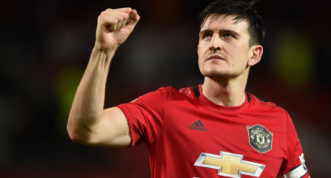 Maguire Hails Man Utd's Progress But Says There Is Room To Improve