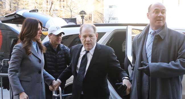Alleged Rape: Weinstein's Trial Begins Today