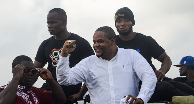 George Weah's Critic Released In Sierra Leone