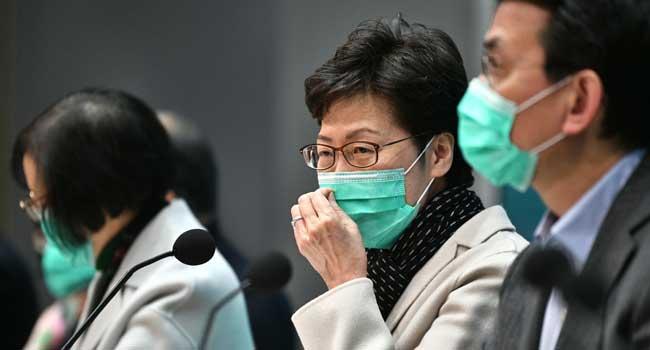 Hong Kong Slashes Border Crossings With China Over Coronavirus