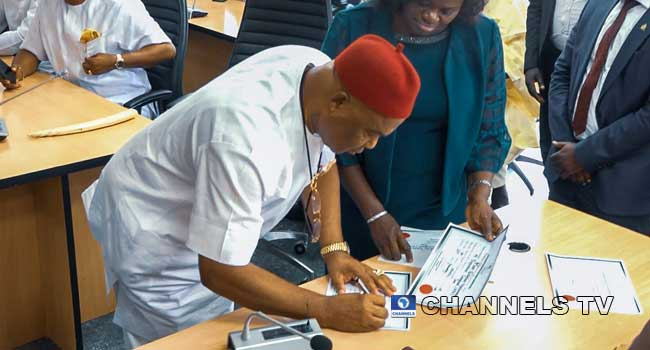 Imo Govt Approves N30,000 For Least Paid Workers