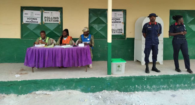 INEC Conducts Rerun Elections In Ogun, Abia, Nine Other States