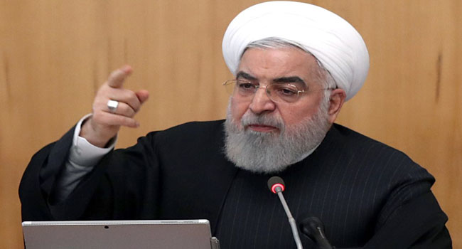 Dialogue Is Ongoing To Prevent War, Says Iran's Rouhani