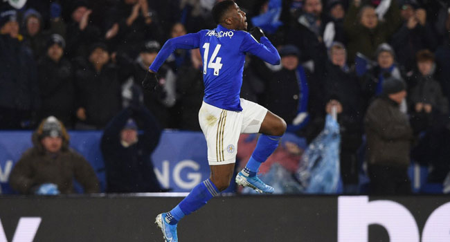 Iheanacho Denies Villa As Leicester Earn League Cup Semi-Final Draw