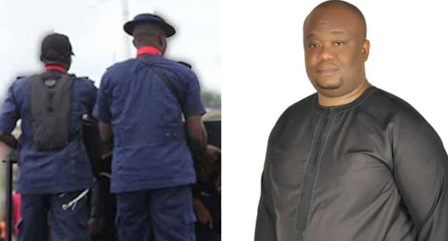 Senatorial Candidate Shot Dead By NSCDC Official In Imo