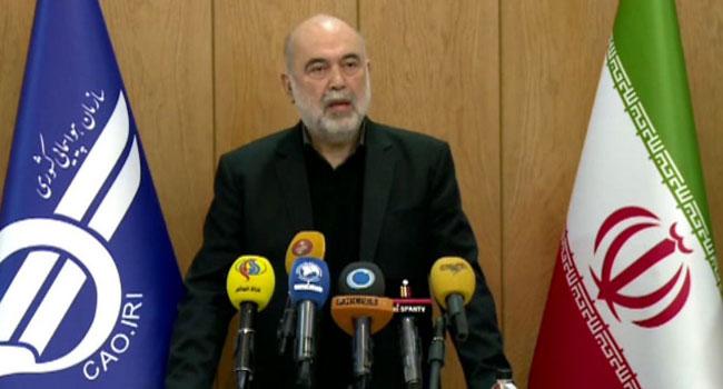Iran Civil Aviation Boss 'Certain' Ukraine Plane Not Hit By Missile