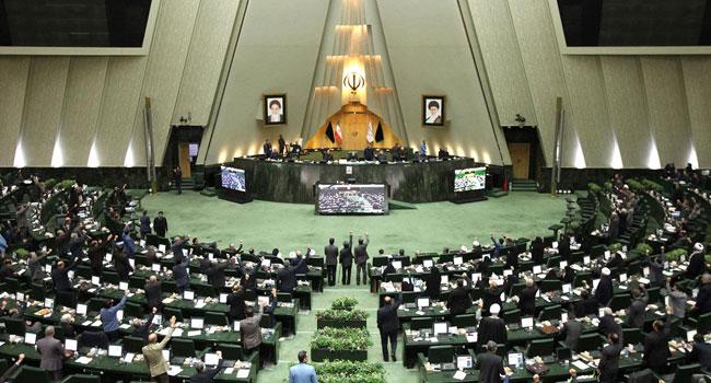 Iran's Top General Briefs Lawmakers Over Downed Ukrainian Jet