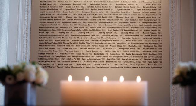 Iran Plane Crash: Ukraine Receives Bodies Of Victims