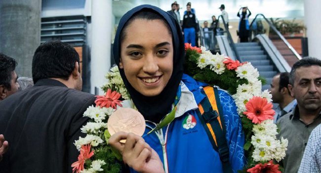 Iran In 'Shock' Over Missing Female Olympic Medallist