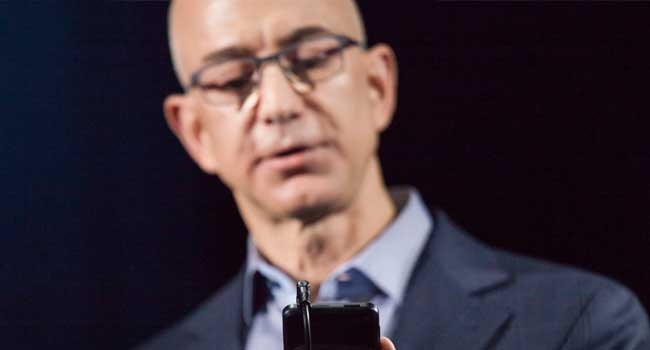 Amazon Wins Suit Suspending $10bn Microsoft US Military Contract