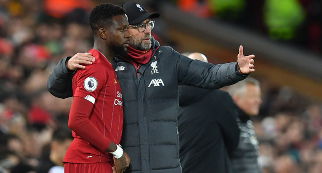 Liverpool Hit By Multiple Injuries Ahead Of Everton Clash