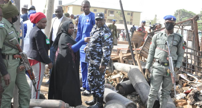 Update: Death Toll From Kaduna Gas Plant Explosion Rises to Six