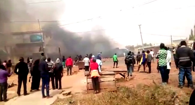 Gas Plant Explodes In Kaduna, Kills Three Persons
