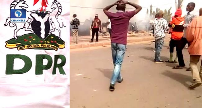 Kaduna Gas Explosion: DPR Vows To Seal Illegal Gas Retail Outlets