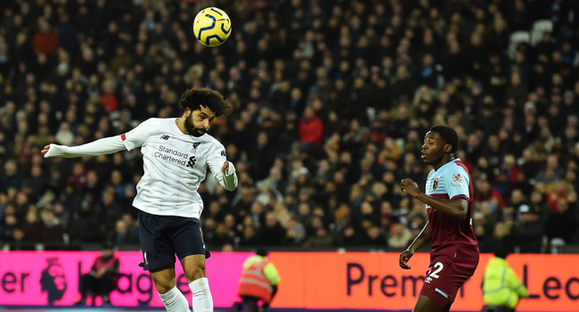Liverpool Cruise Past West Ham To Go 19 points Clear