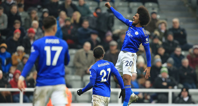 Leicester Keep Title Hope Alive After Newcastle Win