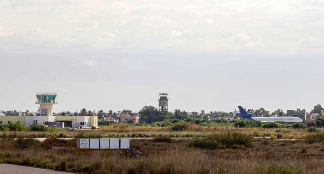 Libya Suspends Flights For Hours After Rocket Blast