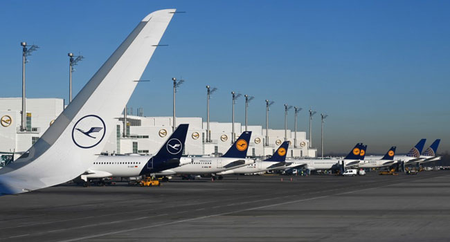 Plane Crash: Lufthansa Cancels Tehran Flights Until Jan 20