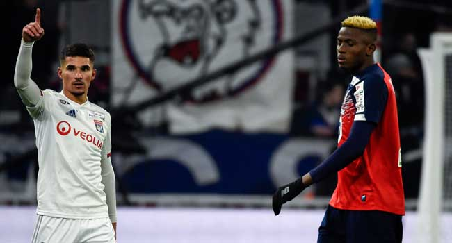 French League Cup: Lyon Beat Lille On Penalties To Reach Final