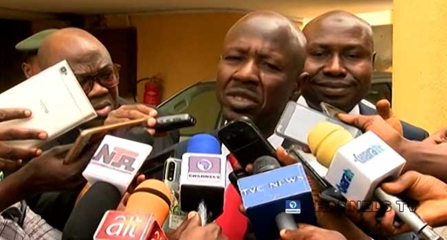 We'll Bring Back All The Looters Hiding Outside The Country – Magu