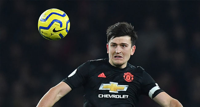 Hip Injury Rules Maguire Out For Several Weeks