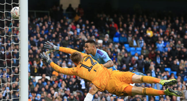 Man City Thrash Fulham 4-0 In FA Cup Thriller