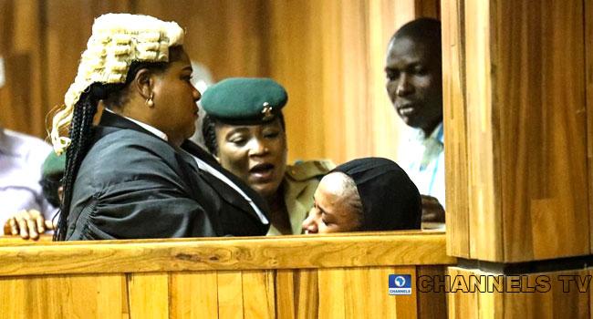 Maryam Sanda Appeals Judgement Which Sentenced Her To Death