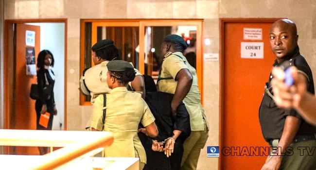 Maryam Sanda Sentenced To Death By Hanging For Killing Husband